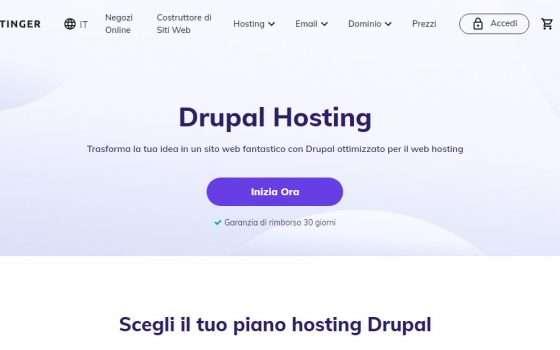 Hostinger Drupal