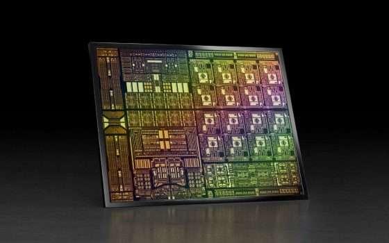 NVIDIA annuncia 8 GPU e la DPU BlueField-3