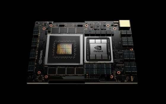 NVIDIA Grace, nuova CPU ARM per data center