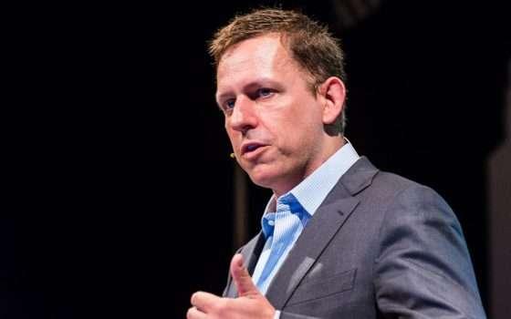 Thiel: con i Bitcoin la Cina minaccerà gli USA