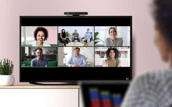 Facebook porta Zoom anche su Portal TV