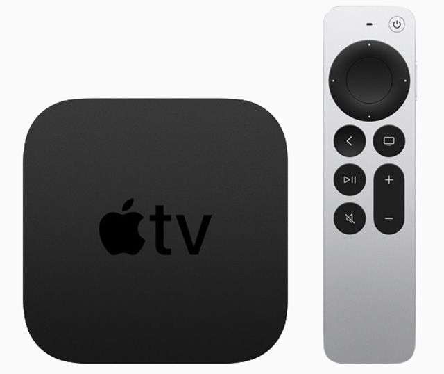 La nuova Apple TV 4K con A12 Bionic