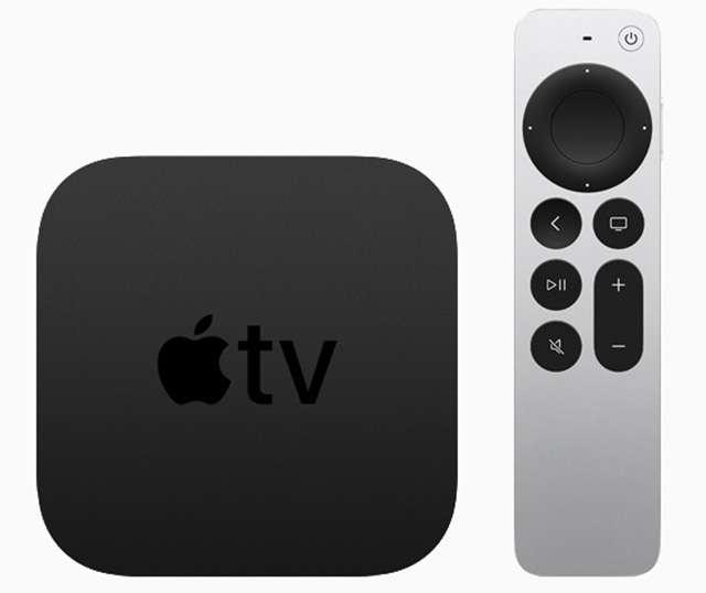 La nuova Apple TV 4K con A12 Bionic