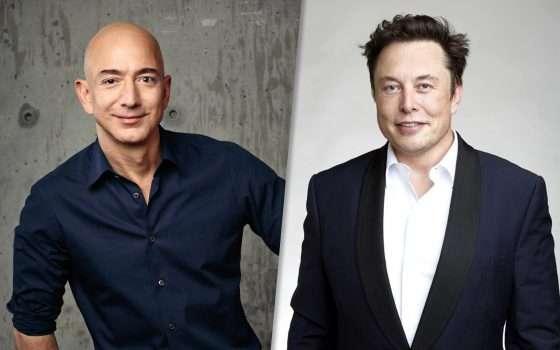Bezos e Musk i più ricchi della classifica Forbes