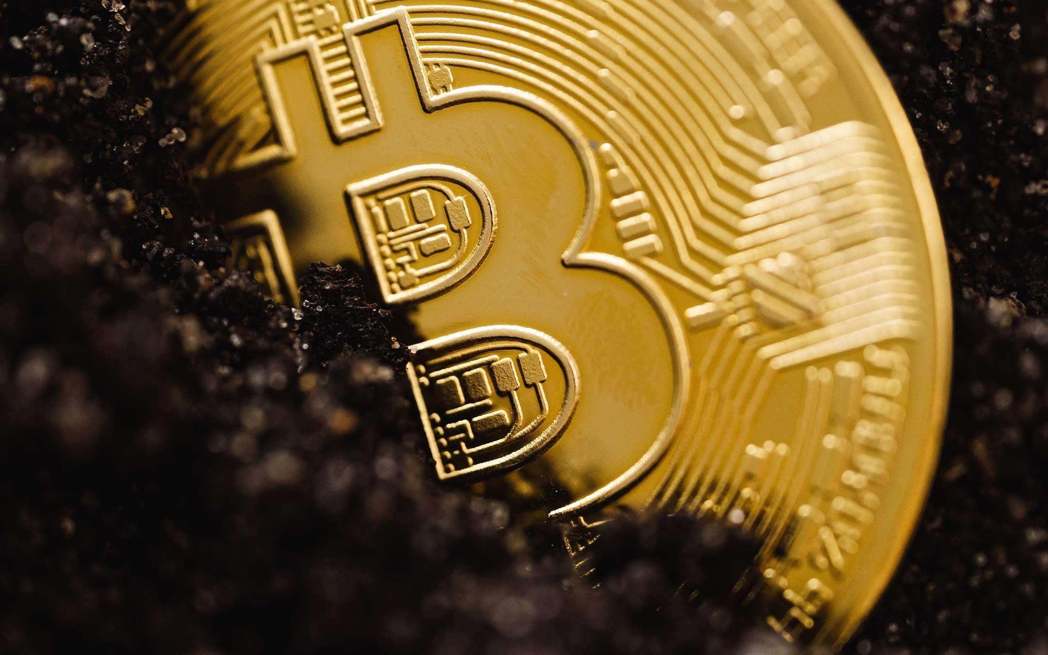 bitcoin è caduta)