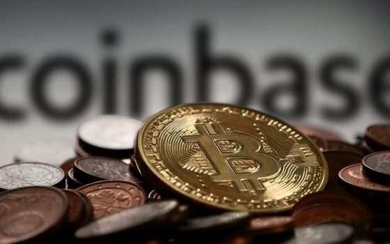 Coinbase, boom all'esordio al Nasdaq: +31,31%