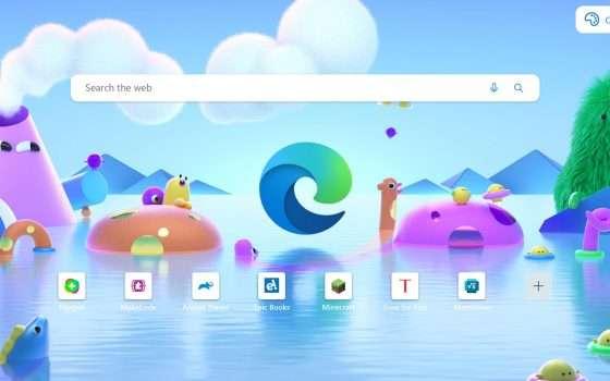 Browser per piccoli: arriva la Kids Mode di Edge