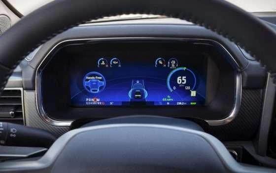 BlueCruise, la guida autonoma secondo Ford