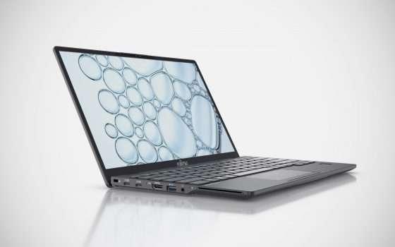 Fujitsu presenta i laptop LIFEBOOK U9311 e U9311X