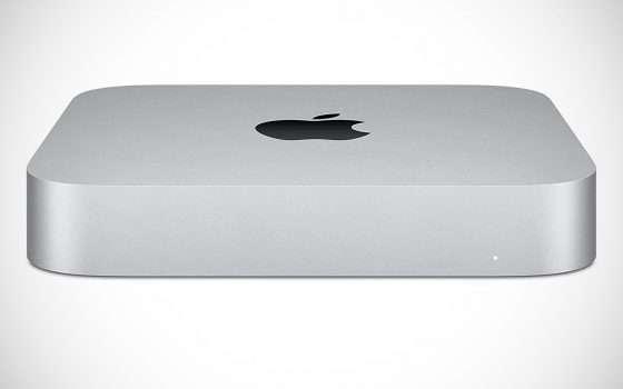 Mac mini M1 al prezzo minimo storico su Amazon