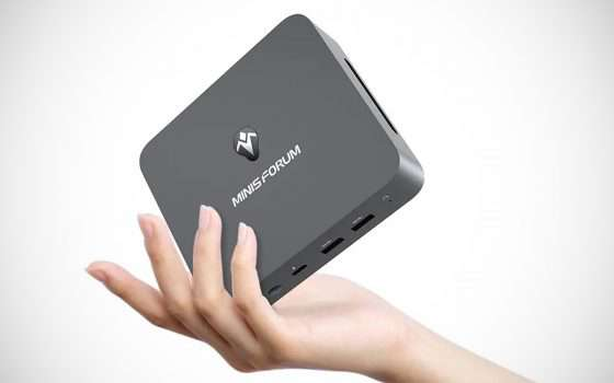 MinisForum X35G, l'offerta: non chiamatelo 'Mini'