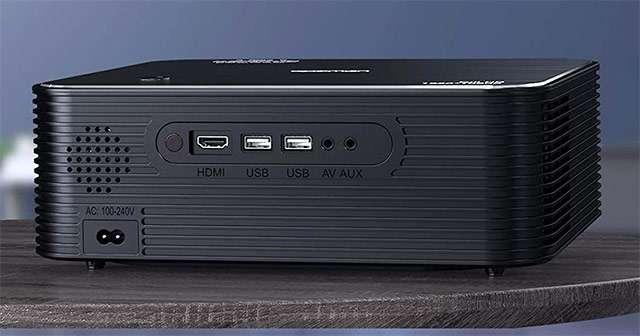 Il proiettore 1080p di APEMAN oggi in offerta su Amazon