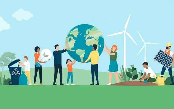 Sostenibilità: la campagna Scegli Green di Samsung