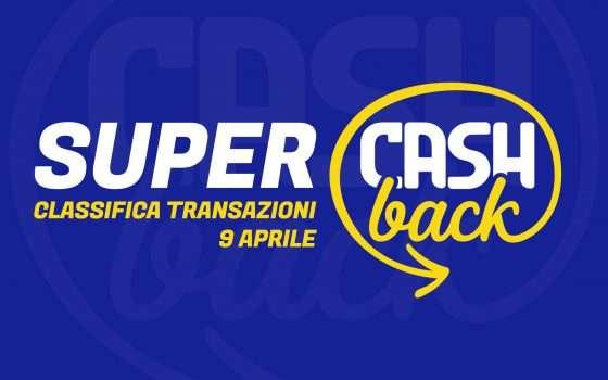 Super Cashback: frequenza delle spese rallentata?