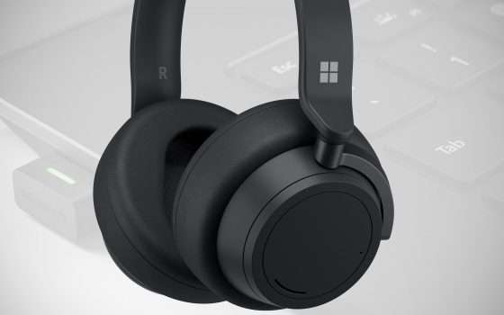 Surface Headphones 2+, le cuffie per il business