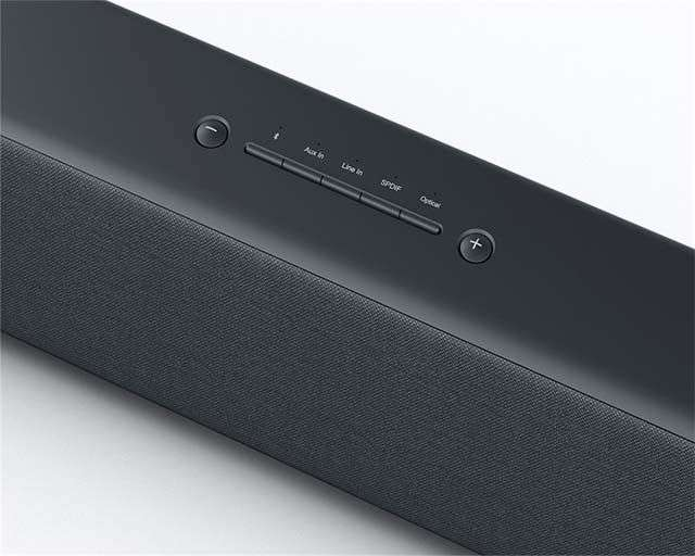 La soundbar Bluetooth di Xiaomi