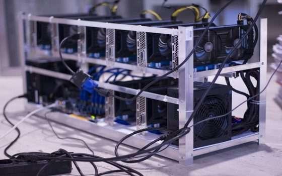 creare il proprio minatore bitcoin