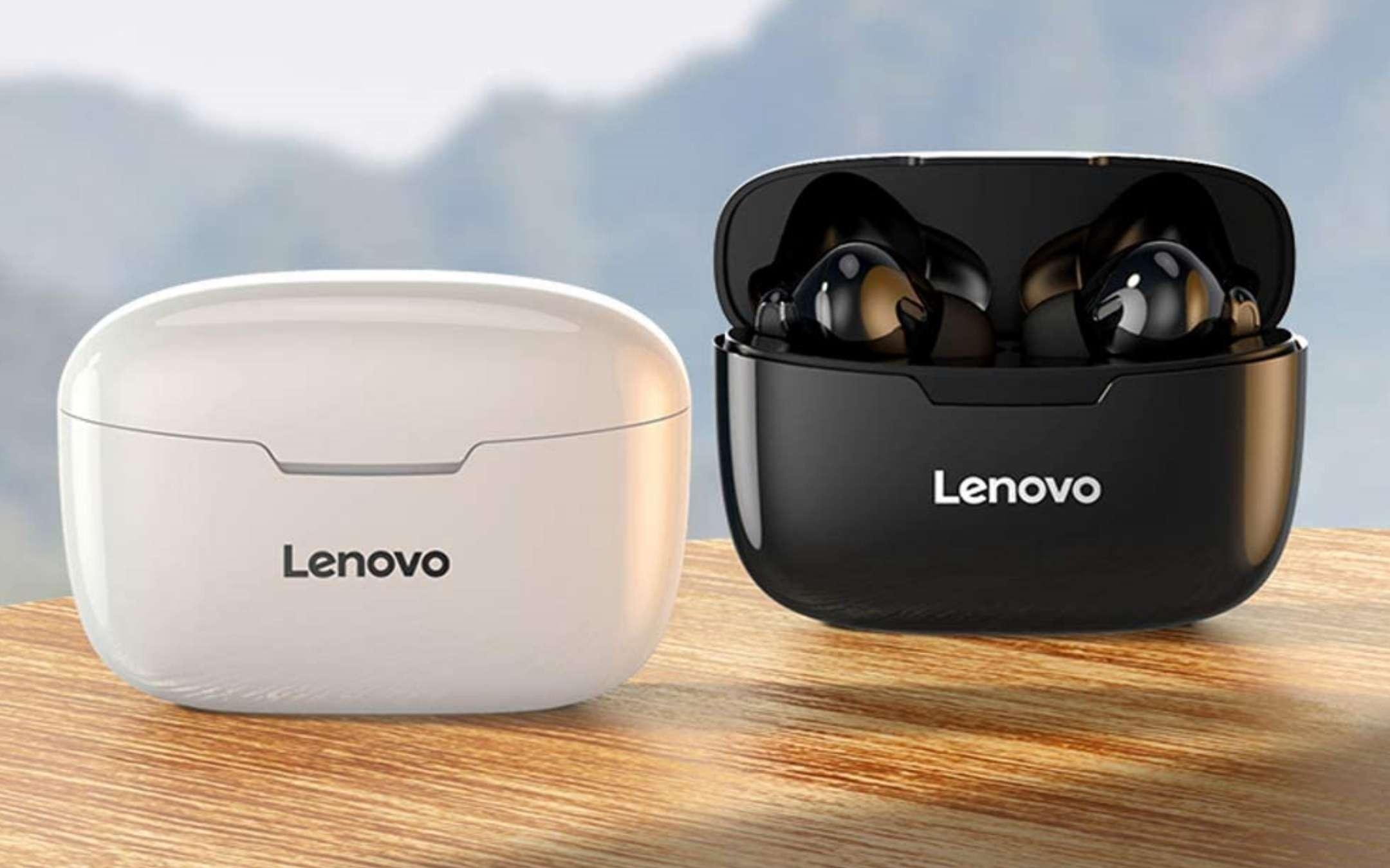 Auricolari Lenovo XT90 True Wireless BT5 - 1