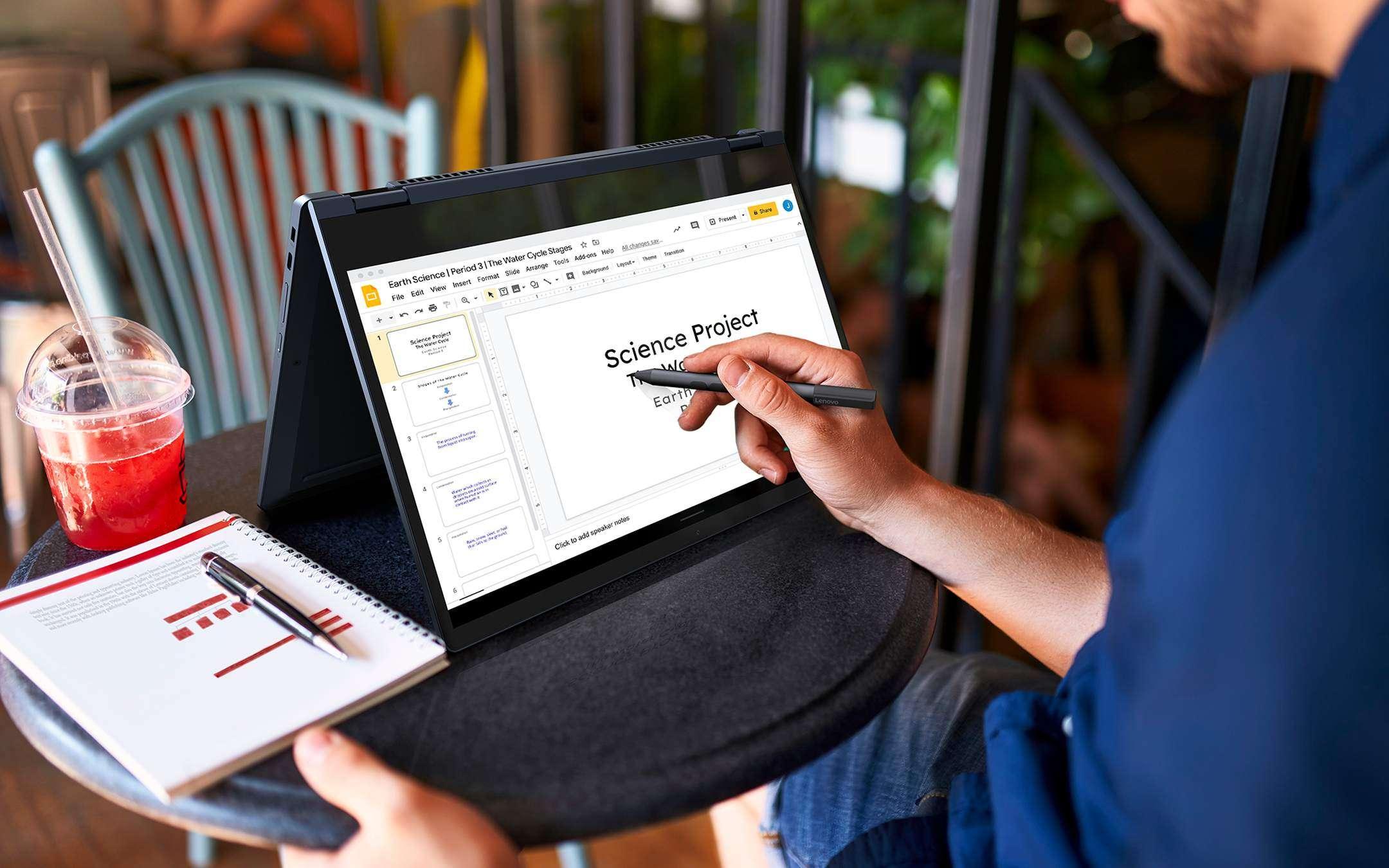 Lenovo IdeaPad 5i Flex Chromebook