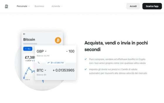 transazione pista bitcoin)