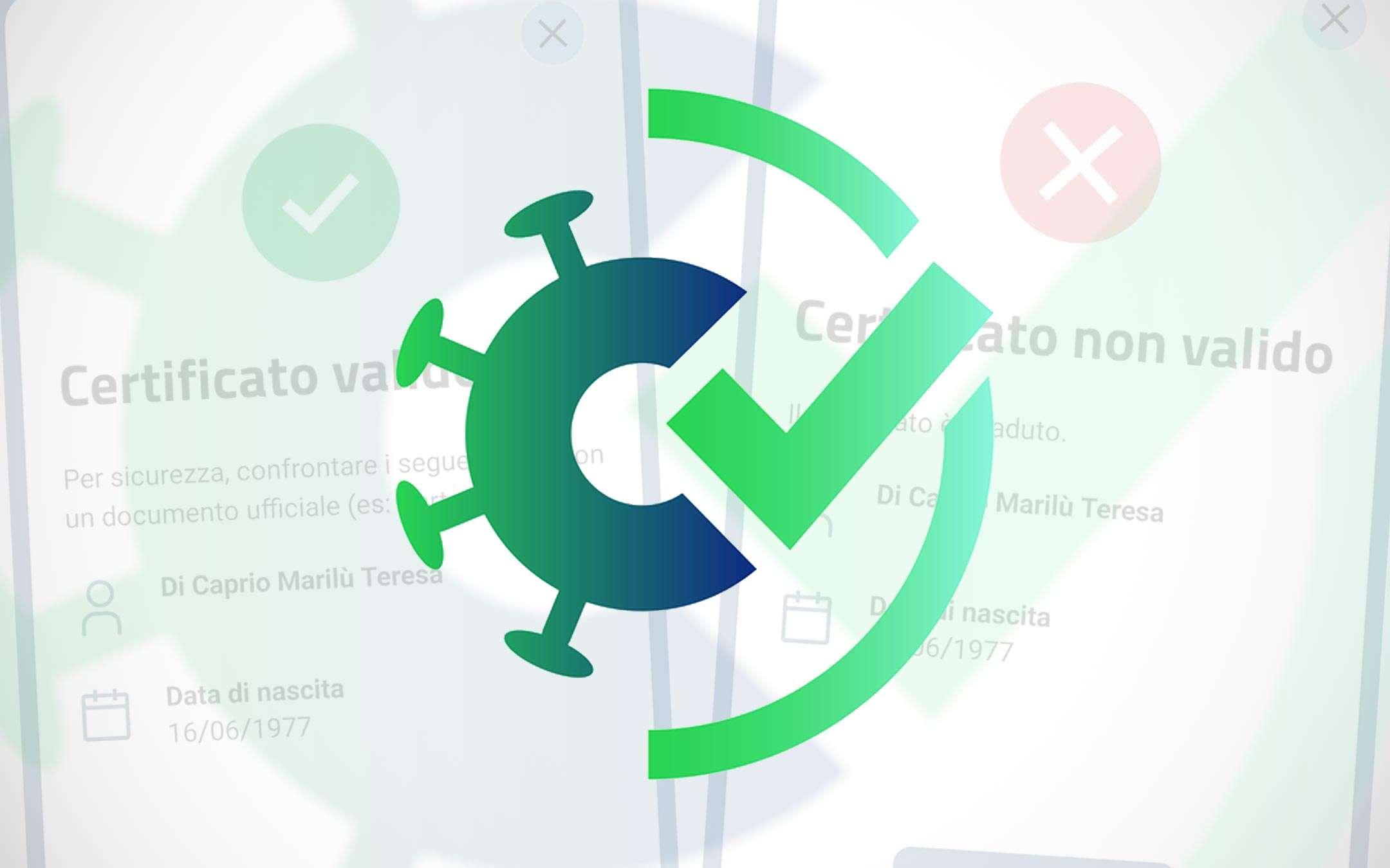 Green Pass: l'app VerificaC19 ha u …