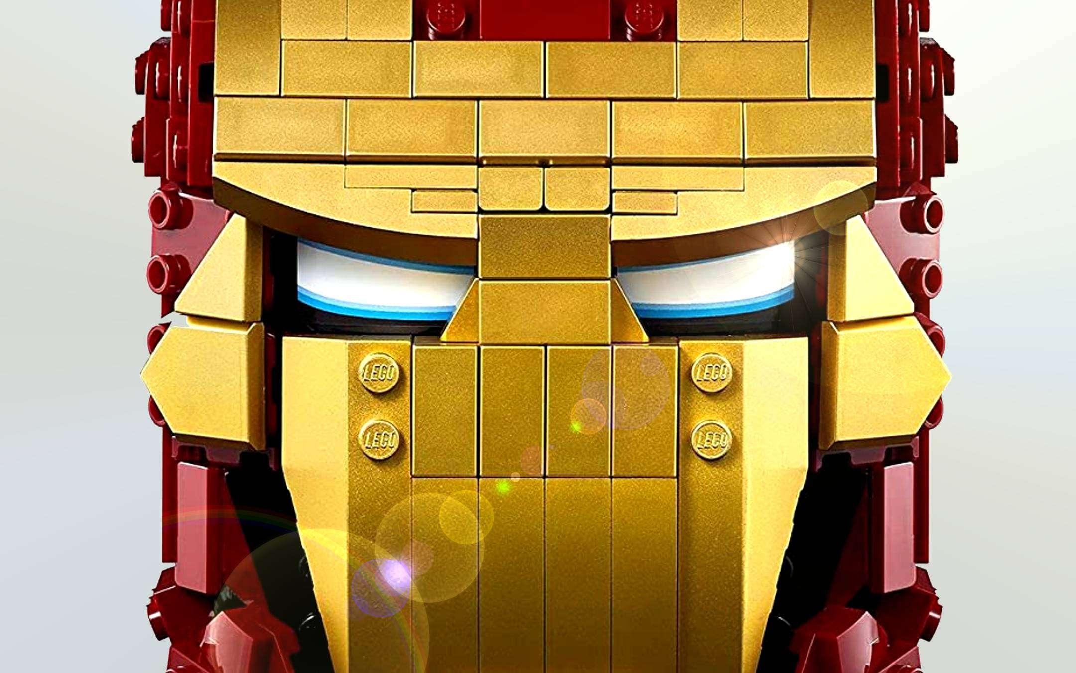 LEGO Super Heroes Casco di Iron Man