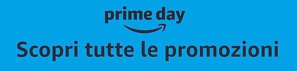 Amazon Prime Day: scopri tutte le promozioni