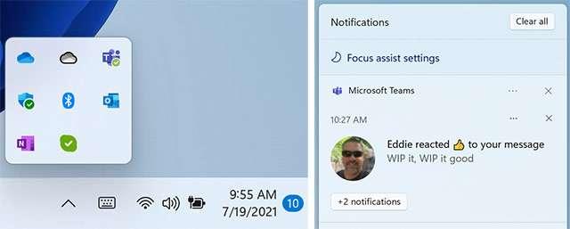 Windows 11: novedades de Insider Preview Build 22000.100