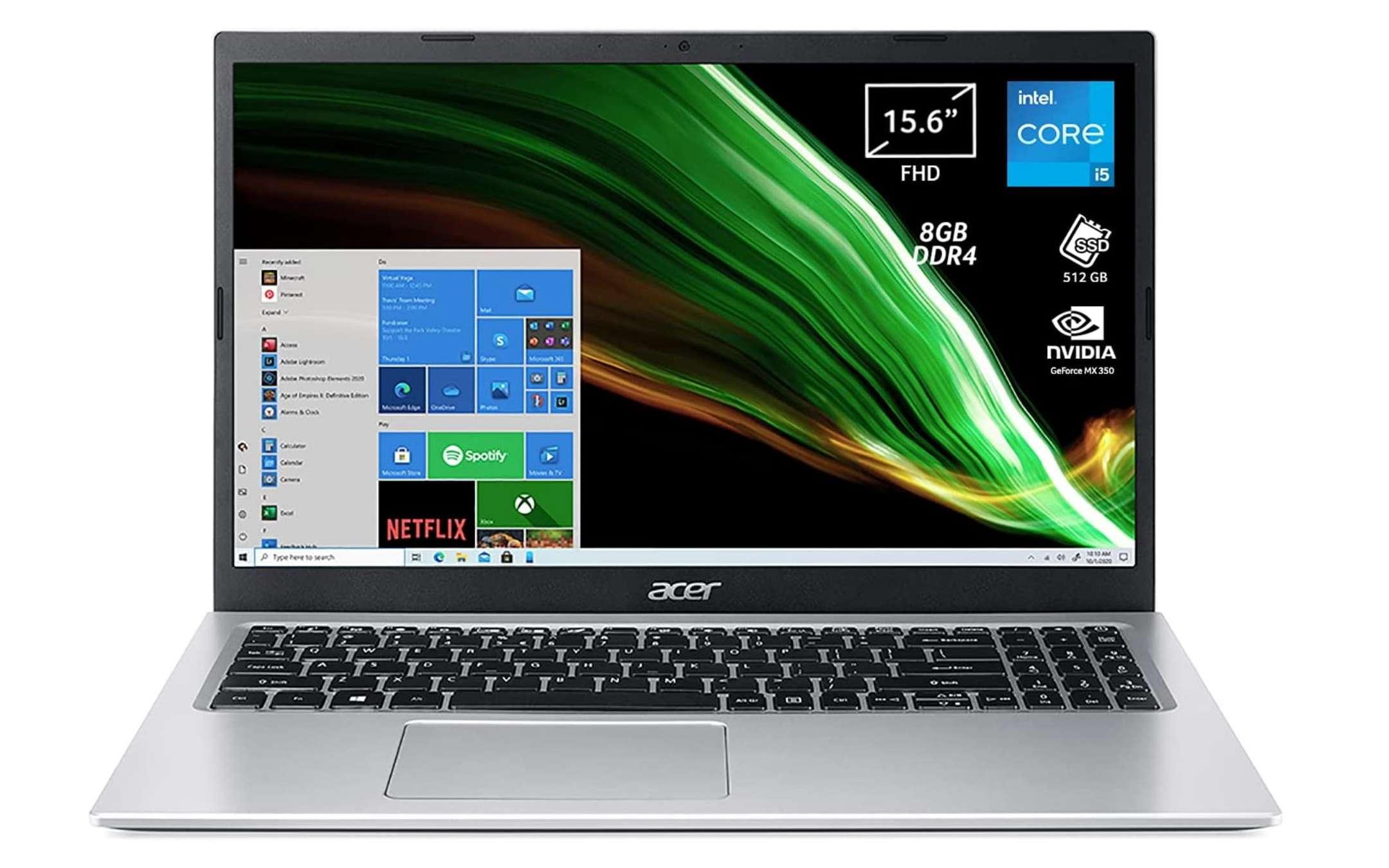 Computer Portatile Laptop Acer Aspire 5 A315 - 2