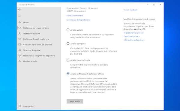 Microsoft Defender Windows 10