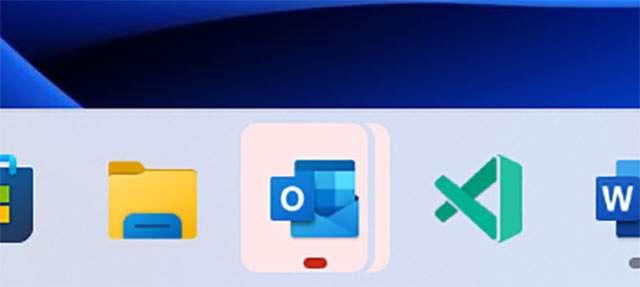 Nuevo para la barra de tareas de Windows 11 en la nueva vista previa