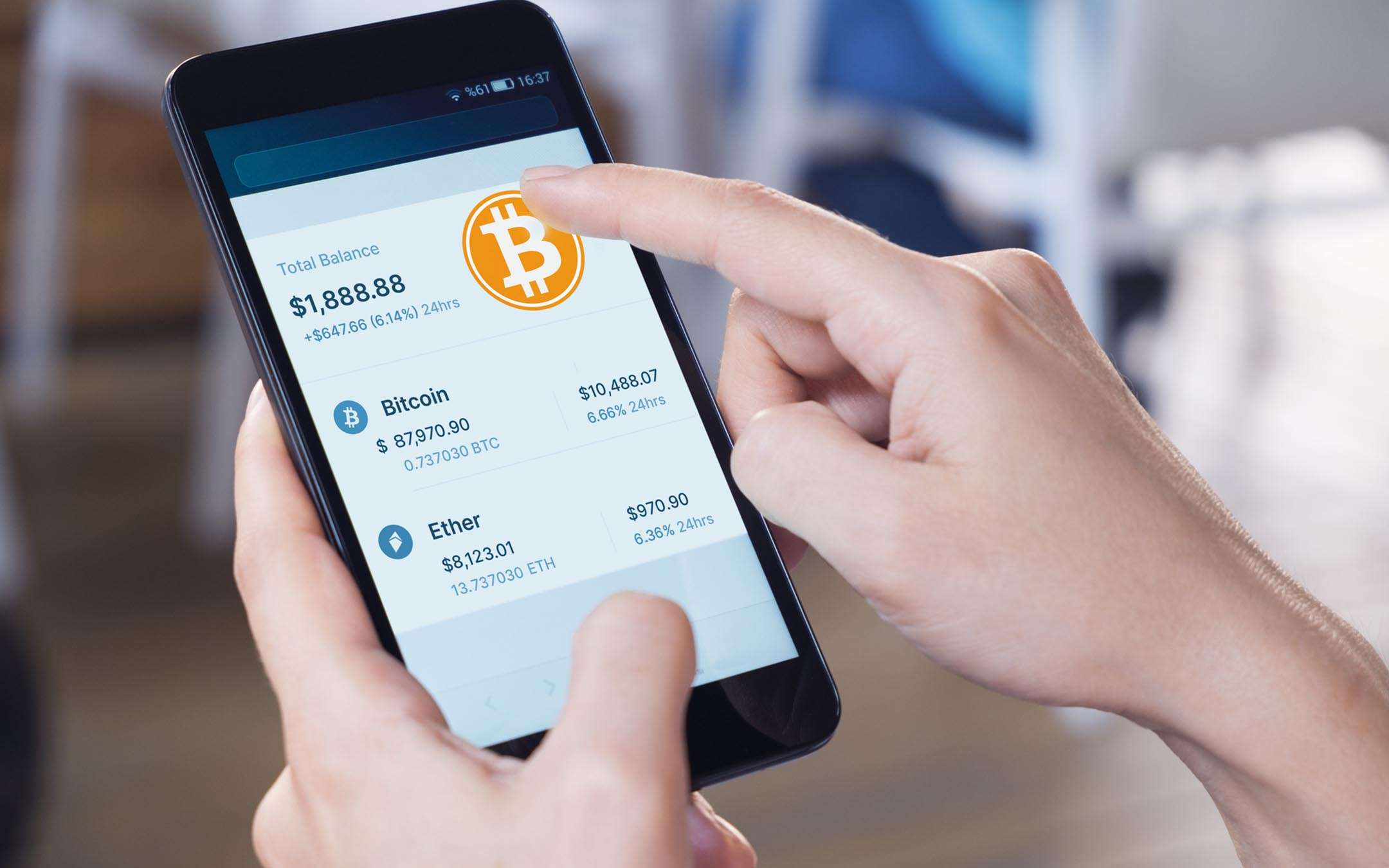 acquista bitcoin parziale