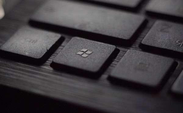 Teclado de Windows 10