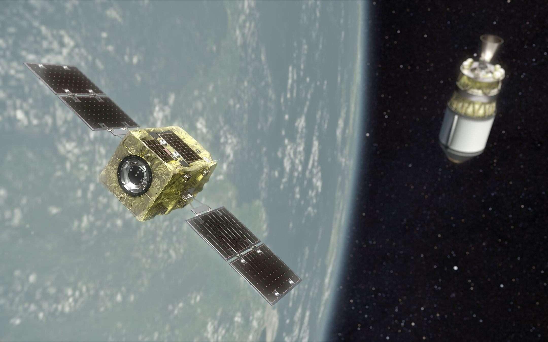 Astroscale ADRAS-J