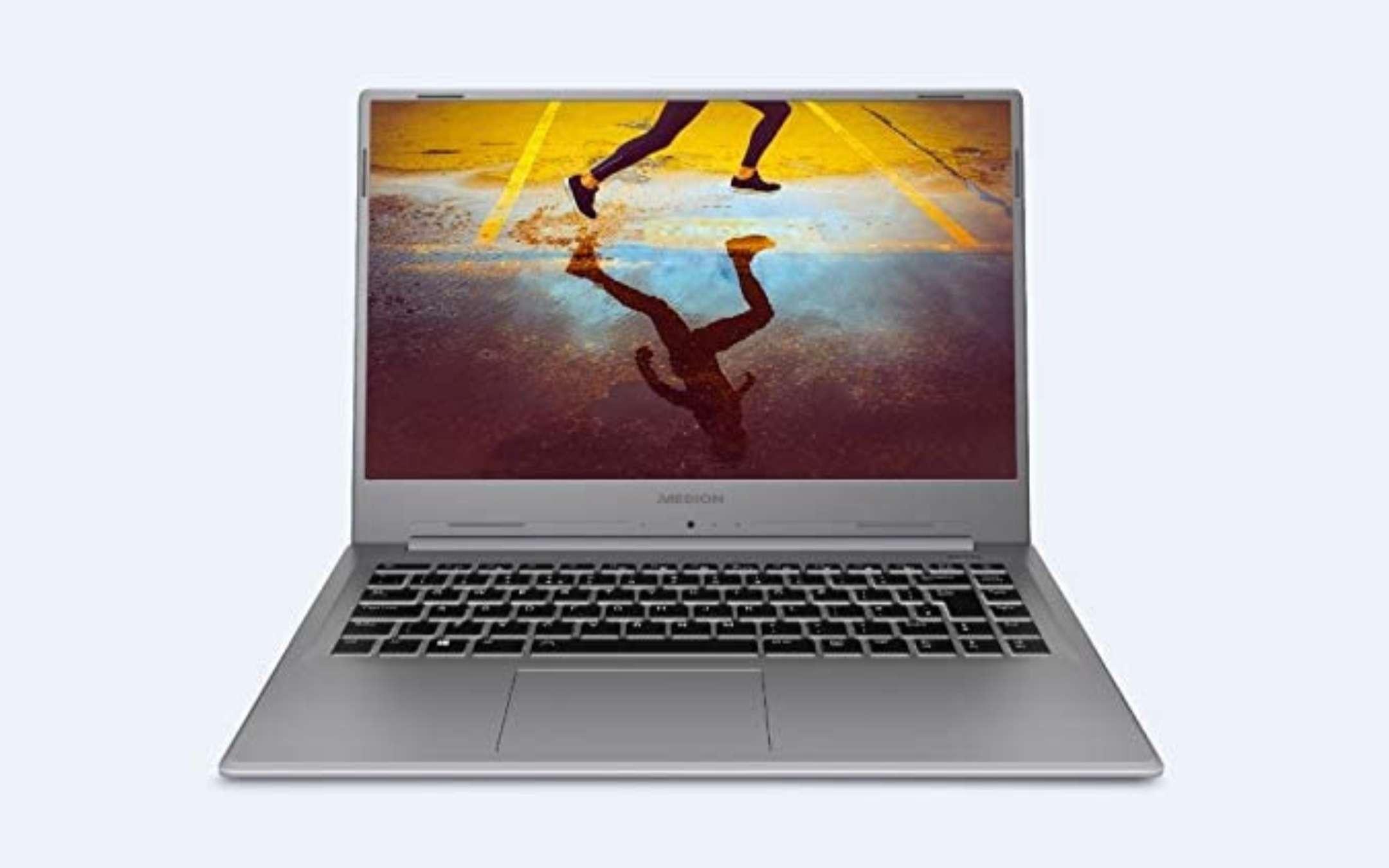 PC Portatile Laptop Medion S15449 - 2