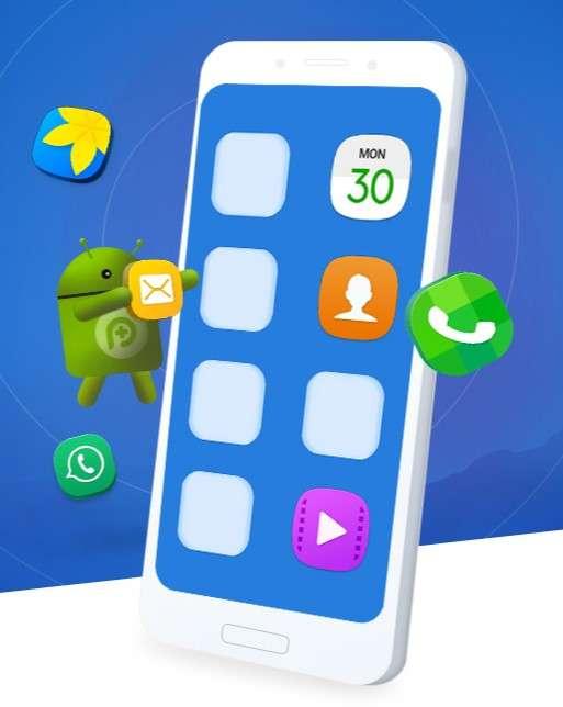 Rescate del teléfono Android - 2