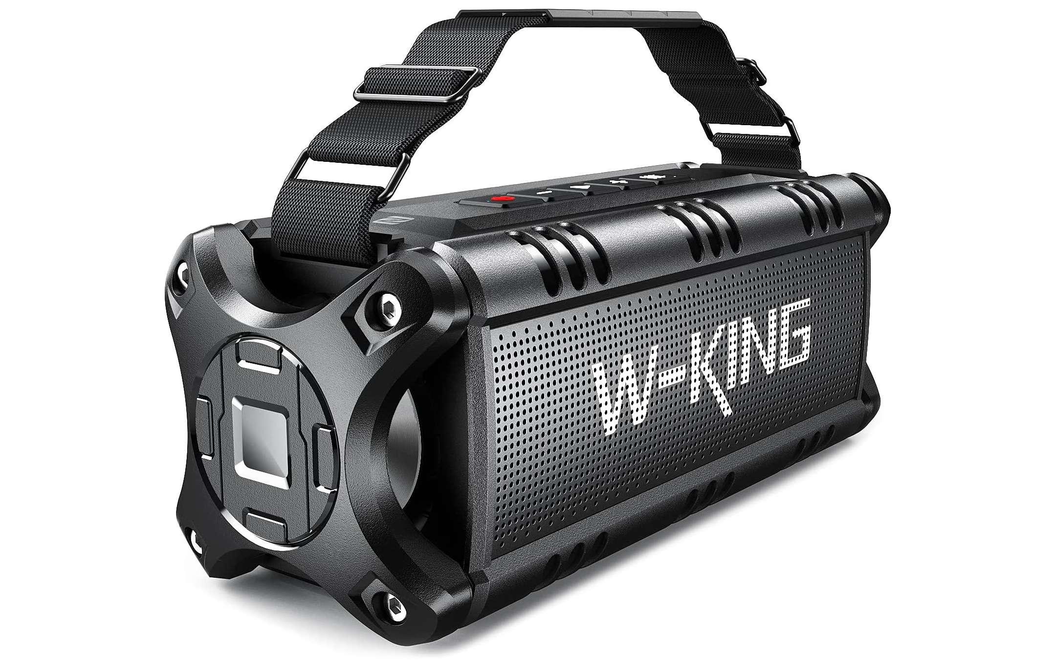 Altoparlante Bluetooth Portatile W-King 50W - 2