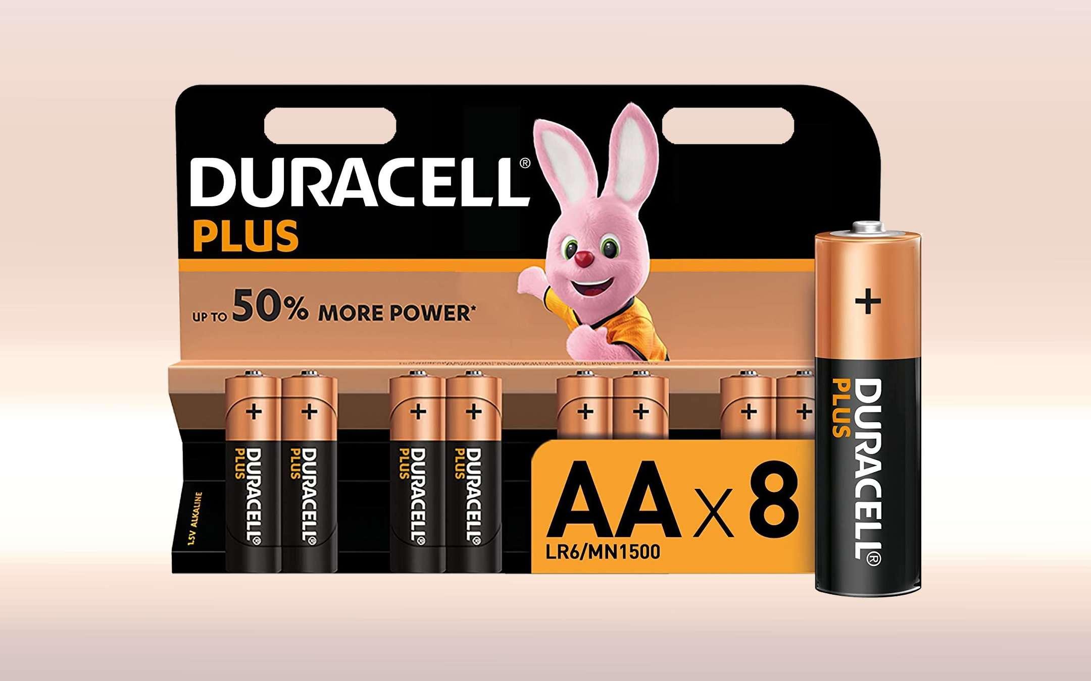 Duracell AA 1,5V