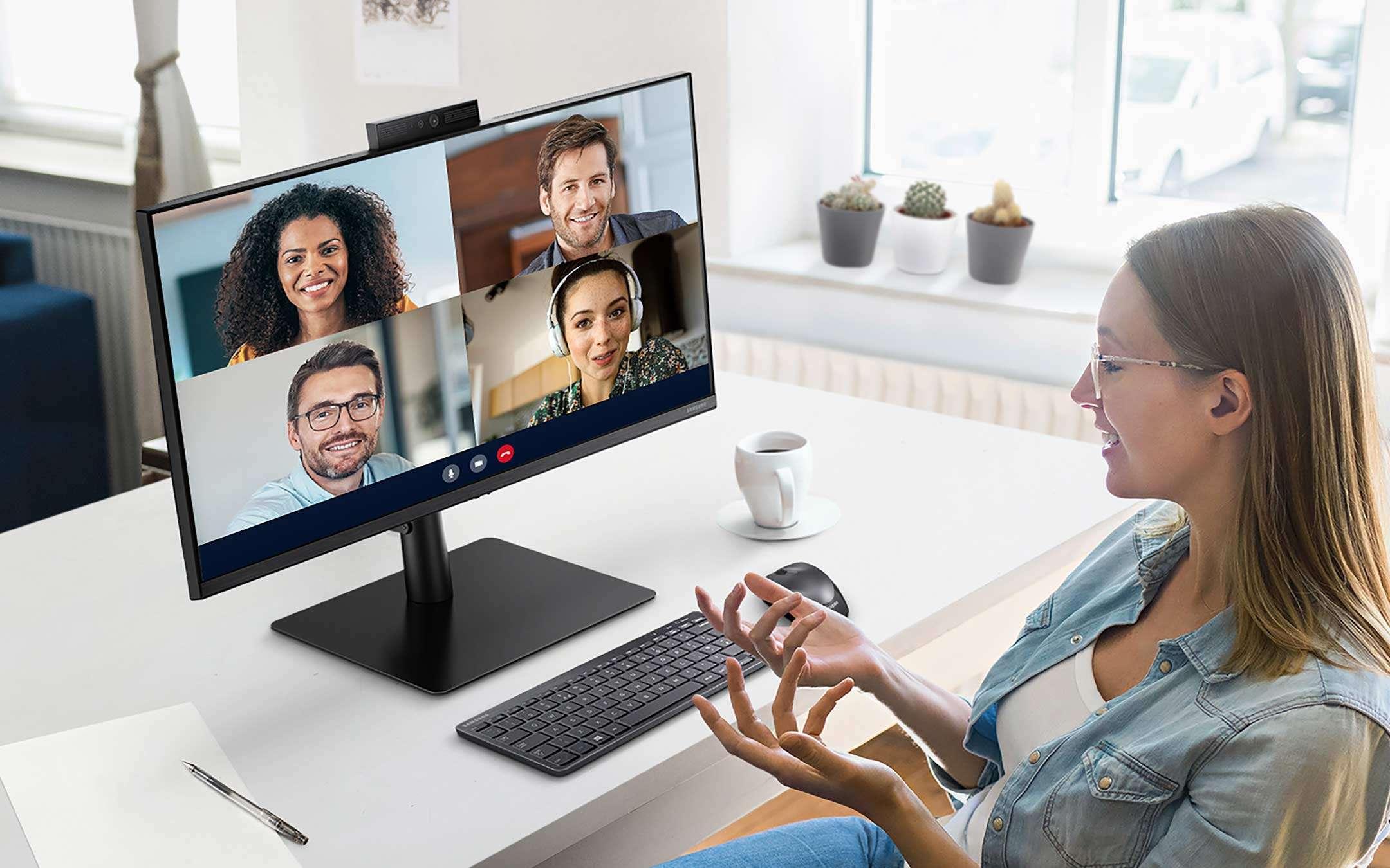 Samsung Webcam Monitor S4 (S40VA)
