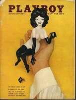 Copertina Playboy 1963