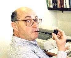 Il professor Krystof Nyiri
