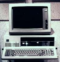 Il primo PC IBM