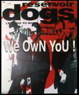 Manifesto dei Reservoir Dogs