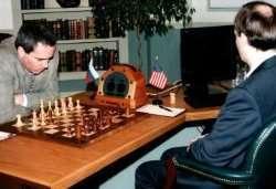 Kasparov contro Deep Blue