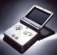 Il Game Boy Advance SP