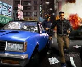 Screenshot da Grand Theft Auto