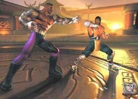 Screenshot da Mortal Kombat: Deadly Alliance