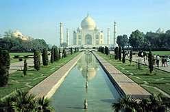 Foto del Taj Mahal