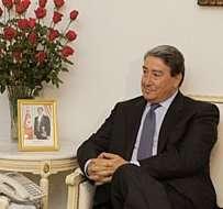 Il ministro Lucio Stanca