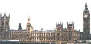 Il Parlamento britannico